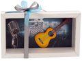 Geldgeschenk Verpackung Konzert Musik Gitarre Gutschein Geschenk Show Konzertticket 1