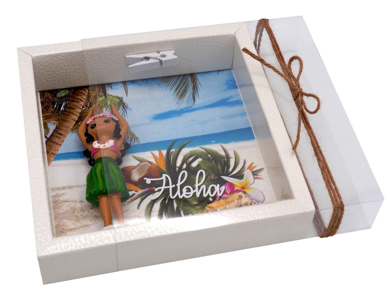 Geldgeschenk Verpackung Hawaii Urlaub Flitterwochen Geldgeschenke