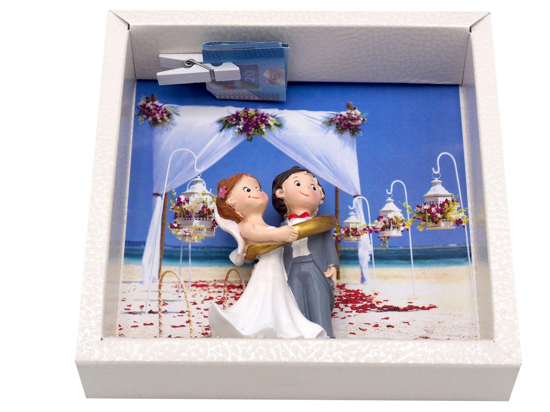 Geldgeschenk Verpackung Strandhochzeit Groß Hochzeit Geschenk Beach Gutschein Hochzeitsgeschenk