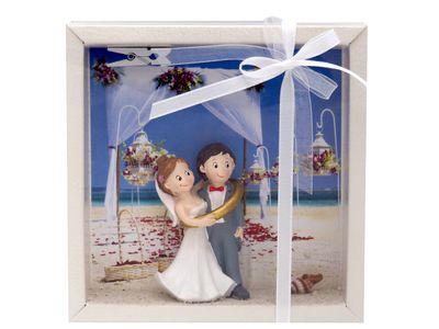 Geldgeschenk Verpackung Strandhochzeit Groß Hochzeit