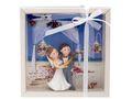 Geldgeschenk Verpackung Strandhochzeit Groß Hochzeit 001