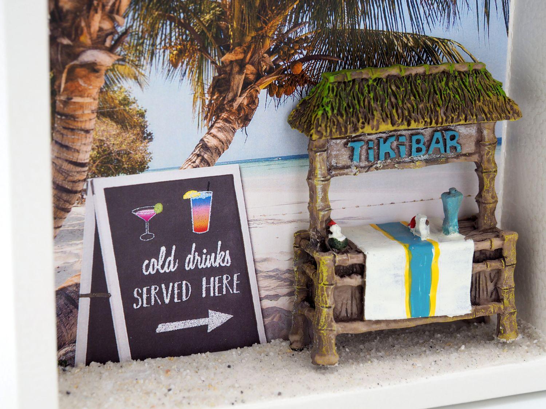 Geldgeschenk Verpackung Reise Urlaub Karibik Beach Party Strandparty Gutschein Geschenk