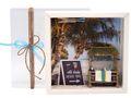 Geldgeschenk Verpackung Reise Urlaub Karibik Beach Party Strandparty Gutschein Geschenk 2