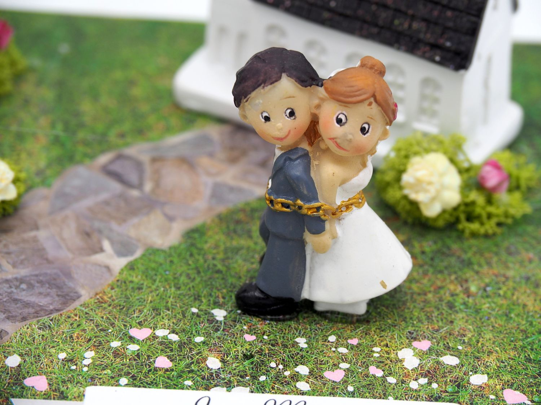 Geldgeschenk Verpackung Kirche Hochzeit Trauung Geschenk Just Married Gutschein Hochzeitsgeschenk
