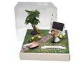 Geldgeschenk Verpackung Kirche Hochzeit Geschenk Just Married 001