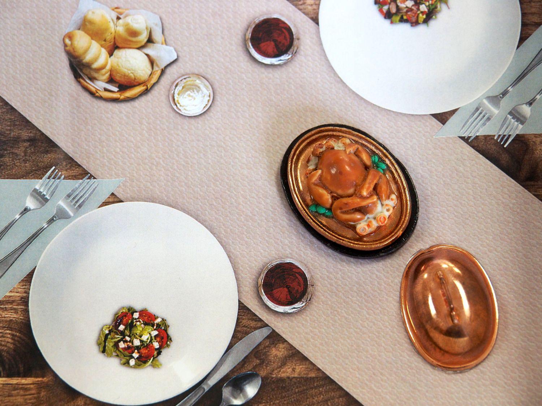 Geldgeschenk Verpackung Restaurant Essen Hühnchen Gutschein Restaurantgutschein Einladung Weihnachten