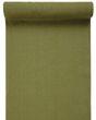 3m Tischband Leinen Stoff Tischläufer Baumwolle Grün Khaki Olive Tischdeko Hochzeit Kommunion Konfirmation 1