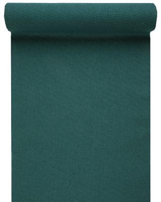 3m Tischband Tischläufer Baumwolle Petrol Grün