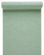 3m Tischband Leinen Stoff Tischläufer Mint 001