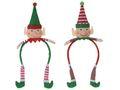 Haarreif Kopfschmuck Elfe Weihnachten 001
