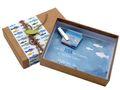 Geldgeschenk Verpackung Petrol Grün Fisch Kommunion Konfirmation Gutschein Geschenkidee 3