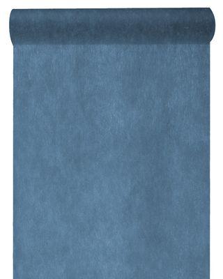 10m Tischläufer Vlies Blau Dunkelblau