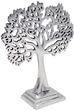 Baum des Lebens Aluminium Kommunion Konfirmation Deko Tischdeko 1
