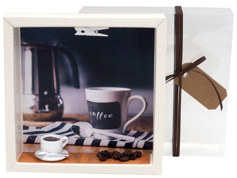 Geldgeschenk Verpackung Kaffee Frühstück Brunch Gutschein Einladung Geburtstag Weihnachten