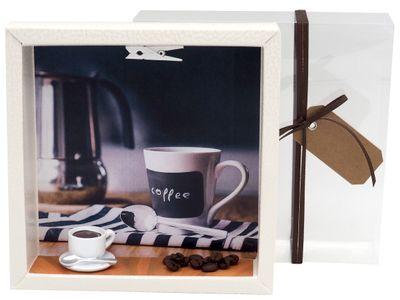Geldgeschenk Verpackung Gutschein Kaffee Frühstück Brunch