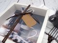 Geldgeschenk Verpackung Kaffee Frühstück Brunch Gutschein Einladung Geburtstag Weihnachten 3