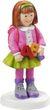 Schulanfang Tortendeko Einschulung Tischdeko Mädchen Junge Aufsteller Partydeko Schulkind Deko Figur  4