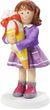 Schulanfang Tortendeko Einschulung Tischdeko Mädchen Junge Aufsteller Partydeko Schulkind Deko Figur  3