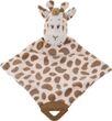 Kuscheltier Schnuffeltuch Rassel Tier Schmusetuch Kuscheltuch Löwe Giraffe Zebra Geschenk Baby Geburt Taufe  3