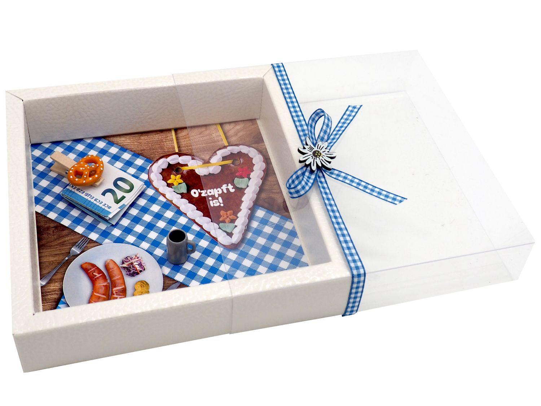 Geldgeschenk Verpackung Oktoberfest Geschenk Reise Bayern Geld Verpacken Geburtstag