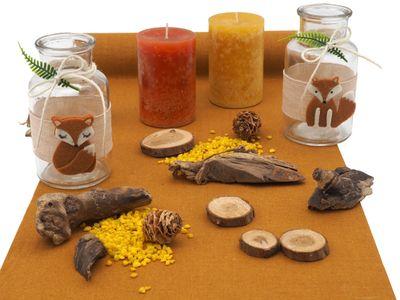 Tischdeko Kindergeburtstag Fuchs Braun Orange Party Geburtstag