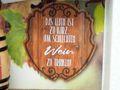 Geldgeschenk Verpackung Wein Weingutschein Geschenk Geschenkidee Geburtstagsgeschenk Mann Frau 6