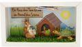 Geldgeschenk Verpackung Haustier Hase Kleintier Gutschein Tierbedarf Geburtstag Kindergeburtstag 2