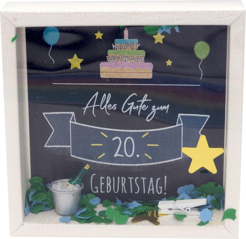 Geldgeschenk Verpackung Geburtstag 18 20 30 40 50 Happy Birthday Geburtstagsgeschenk Party Geschenk