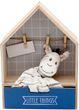 Geschenk Baby Taufe Geburt Geschenkset Kuscheltier Zebra Taufgeschenk Geschenkidee Babyparty Baby Shower 2