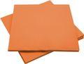 Servietten Tischdeko Orange Papierservietten Party Deko Hochzeit Geburtstag Herbst 40 x 40 cm 12 Stück  1