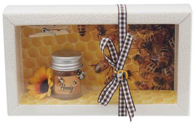 Geldgeschenk Verpackung Bienen Honig Imker Gutschein Geschenk