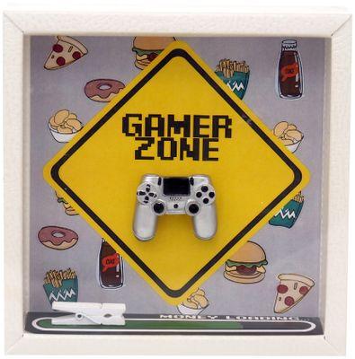 Geldgeschenk Verpackung Controller Gamer Konsole Videospiel Geschenk