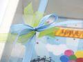 Geldgeschenk Verpackung Freizeitpark Vergnügungspark Kirmes Riesenrad Geburtstag Weihnachten Gutschein Geschenk 3