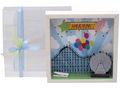 Geldgeschenk Verpackung Freizeitpark Vergnügungspark Kirmes Riesenrad Geburtstag Weihnachten Gutschein Geschenk 2