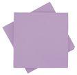 Servietten Tischdeko Lila Flieder Taufe Kommunion Konfirmation Party Deko 40 x 40 cm 25 Stück Papierservietten 1