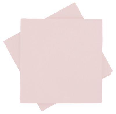 Servietten Tischdeko Rosa Taufe Kommunion Konfirmation Party 40x40 cm 25 Stück