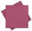 Servietten Tischdeko Pink Beere Fuchsia Kommunion Konfirmation Sommer Party 40x40 cm 25 Stück 1