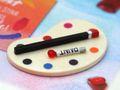 Geldgeschenk Verpackung Malen Kunst Basteln Kreativität Geburtstag Künstler 3
