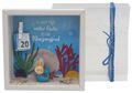 Geldgeschenk Verpackung Meerjungfrau Nixe Geburtstag Kindergeburtstag 2
