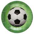 Tischdeko Kindergeburtstag Geburtstag Deko Fußball Sport Pappteller Pappbecher Partygeschirr 2