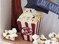 Geldgeschenk Verpackung Kino Groß Popcorn Kinogutschein Cinema 4