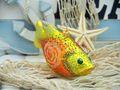 Christbaumschmuck Glas Fisch Weihnachtsbaumschmuck  Baumschmuck Weihnachten Deko Fischrestaurant 4