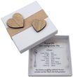 Geldgeschenk Verpackung Hochzeit Gutschein Hochzeitsgeschenk Rezept für eine glückliche Ehe  2