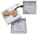 Geldgeschenk Verpackung Hochzeit Gutschein Hochzeitsgeschenk Rezept für eine glückliche Ehe  1