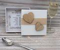 Geldgeschenk Verpackung Hochzeit Gutschein Hochzeitsgeschenk Rezept für eine glückliche Ehe  7