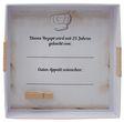 Geldgeschenk Verpackung Silberhochzeit Geschenk Rezept für 25 Jahre Ehe Silberne Hochzeit 5