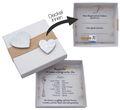Geldgeschenk Verpackung Silberhochzeit Geschenk Rezept für 25 Jahre Ehe Silberne Hochzeit 1