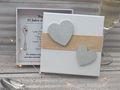 Geldgeschenk Verpackung Silberhochzeit Geschenk Rezept für 25 Jahre Ehe Silberne Hochzeit 7