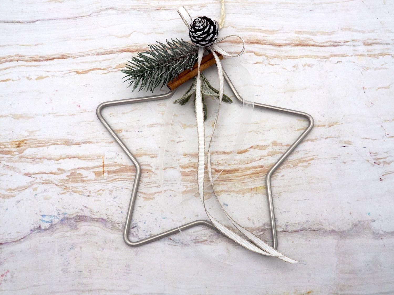 Weihnachtsdeko Stern Fensterdeko Wandeko Deko Weihnachten