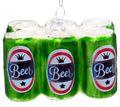 Christbaumschmuck Bier Bierdosen Glas Baumschmuck Weihnachtsbaumschmuck Adventskalender 1